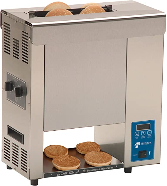 Antunes 9210400 VCT-2000 Vertical Contact Toaster (International Model)