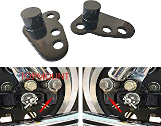 TOPMOUNT 1Pair Motorcycle Drop Kit Fits 2002-2015 Harley-Davidson 1