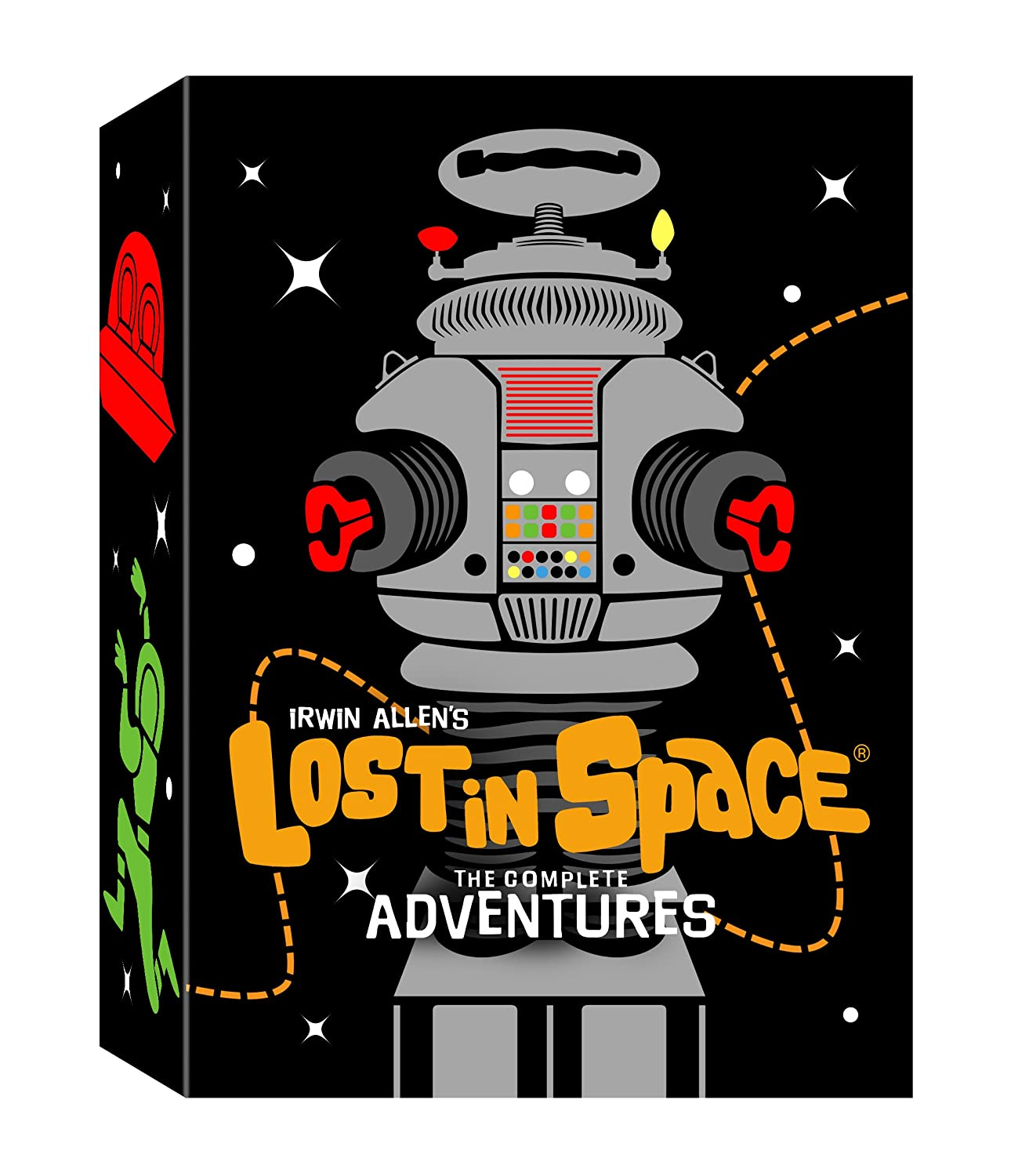 Lost in Space: The trend rank Series Complete Max 61% OFF