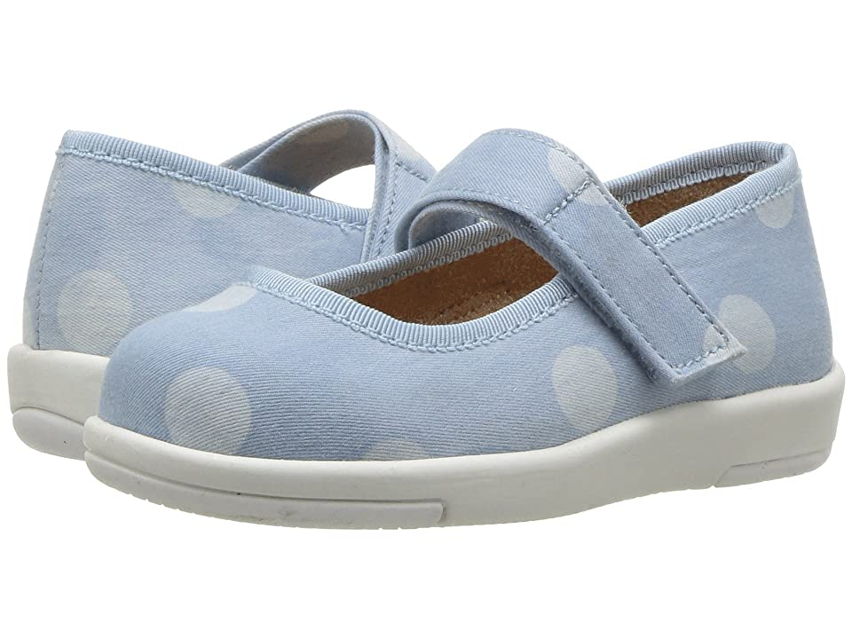 EMU Australia Kids Deena (Toddler/Little Kid/Big Kid) (Spot Light Denim Disttressed) Kid