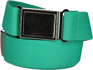 Kids' Elastic 1 Inch Adjustable Belt with Magnetic Buckle