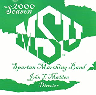Msu Spartan Marching Band: 2000 Season