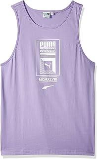 PUMA Men's Logo Tower Tank Top