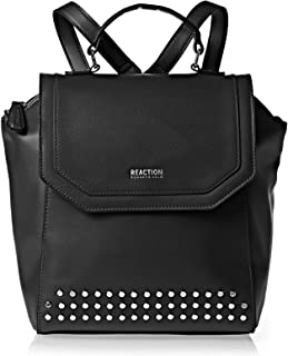 Kenneth Cole Reaction 11WRA13KCB-BK Backpack for Women, Black (Studs)