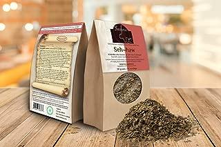 Saafara herbal Teas, Seh-haw, 180 grams/130 Servings (Pack of 2), Kinkeliba Leaves.