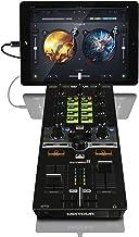 USB portátil y controlador de DJ Reloop Mixtour Todo en uno, negro