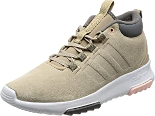 adidas Neo CF Racer Mid WTR Womens Suede Sneakers/Shoes