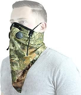 ATV Tek Comfortable and Washable Bandana Style Dust Mask (Camo, One Size)