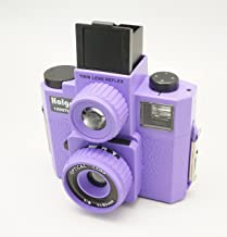 Holga 120GTLR Purple Medium Format 120 Film Camera Twin Lens Reflex (discontinued)