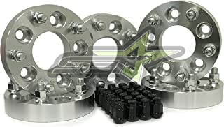 5 Wheel Adapters 5x4.5 to 5x5 1.25
