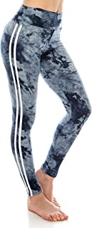 ALWAYS Leggings Women Yoga Pants - Print Pattern High Waist Workout Buttery Soft Stretchy