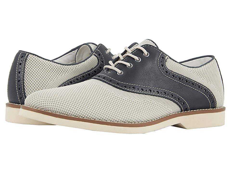 G.H. Bass & Co. Parker (Oyster/Navy Knit/Pull-Up) Men