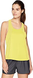 Under Armour Sport Top For Women, Yellow, Size X-Small (1305477-159)