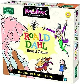 Brainbox Roald Dahl Board Game