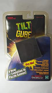 Hasbro TILT Cube : A New Evolution in Puzzle Games