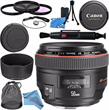 Best canon ef 50mm f 1.2 l ii usm Reviews