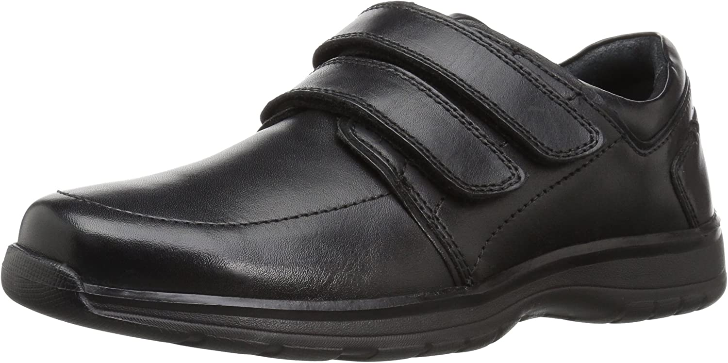 Hush Puppies Hommes's Luthar Henson Slip-On Loafer, noir, 9.5 3E US