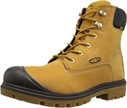 """KEEN Utility Baltimore 6"""" WP WK Boot"""