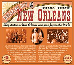 Breaking Out of New Orleans 1922-29