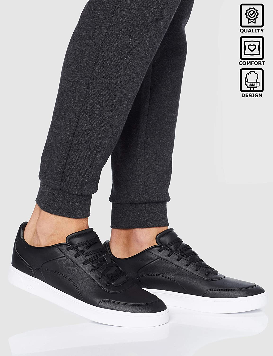 Amazon.com: CARE OF by PUMA Men's 372886 Low-Top Sneakers ...