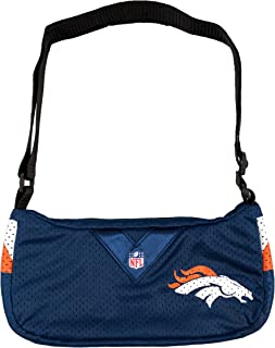 NFL Arizona Cardinals Jersey Team Purse, 12 x 3 x 7-Inch, Red