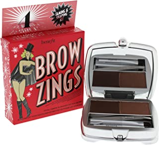 Benefit Brow Zings Tame & Shape Eyebrow Powder, Medium, 0.15 Ounce
