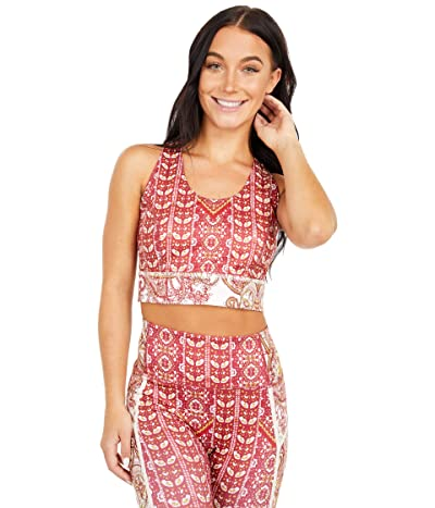 FP Movement Printed Synergy Crop (Amber Combo) Women