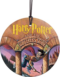 Trend Setters Harry Potter (Book Covers) Starfire Prints Hanging Glass Décor