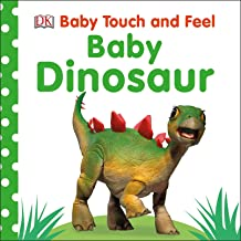 Baby Touch and Feel: Baby Dinosaur