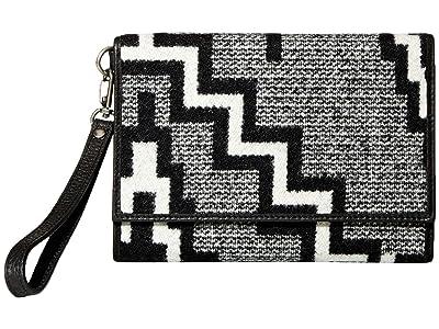Pendleton Kiva Steps Trifold Smartphone Wallet (Kiva Steps) Handbags