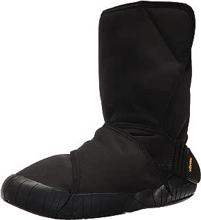 Vibram Women's Furoshiki Mid Boot New Yorker Black Sneaker
