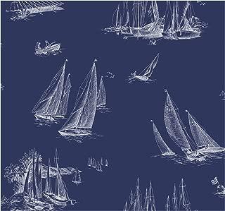 Best nautical toile wallpaper Reviews
