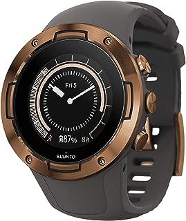 SUUNTO 5(スント ファイブ) ランニングウォッチ 長時間バッテリー駆動/コンパクト/GPS 80種類のスポーツ対応 [日本正規品/メーカー保証]