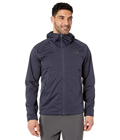 The North Face Allproof Stretch Jacket (Urban Navy/TNF Black) Men
