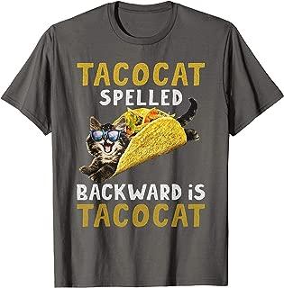 Tacocat Spelled Backward Is Tacocat Love Cat And Taco