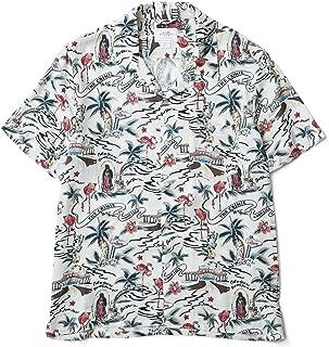 (クライミー)CRIMIE CR01-01K3-SH02 ALOHA SHIRT アロハシャツ