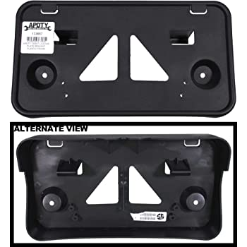 Front License Plate Bracket Holder Replacement for Ford Mercury SUV F5TZ-17A385D