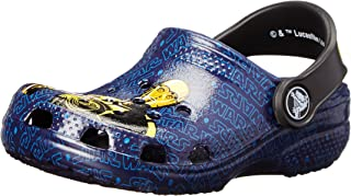 Crocs Kids' Classic Star Wars R2D2 and C3PO Clog
