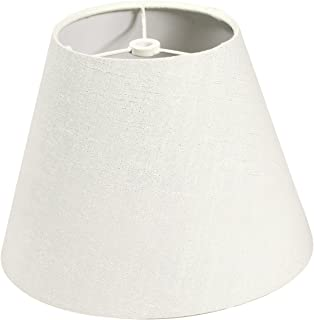 Amazoncom White Lamp Shades Lamps Shades Tools Home