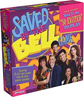 Saved by the Bell Exclusive Board Game