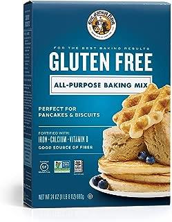 maninis gluten free multi purpose flour mix