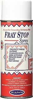 Sullivans Fray Stop Spray, 10.5 Ounce