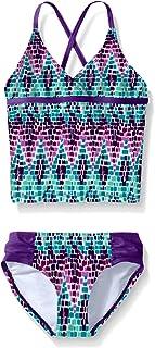 Kanu Surf Girls' Candy Tankini Swimsuit