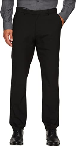 Slim Fit Fine Cord Stripe Bi-Stretch Pants