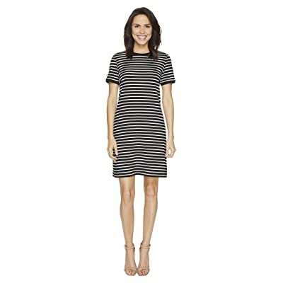 CATHERINE Catherine Malandrino Clem Dress (Black/White) Women