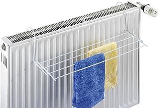 Wenko radiator-wasdroger, handdoekhouder voor radiatoren, gepoedercoat metaal