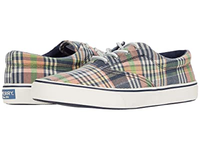 Sperry Striper II CVO Kick Back (Kick Back Plaid) Men