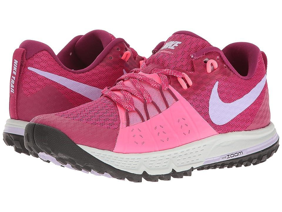 Nike Air Zoom Wildhorse 4 (Sport Fuchsia/Hydrangeas/Racer Pink) Women