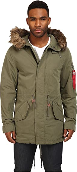 Alpha Industries - J-4 Fishtail Field Coat