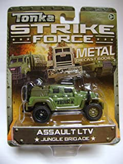 Best tonka strike force metal Reviews